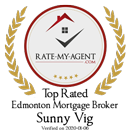 Rate My Agent Top Rated Edmonton Mortgage Broker