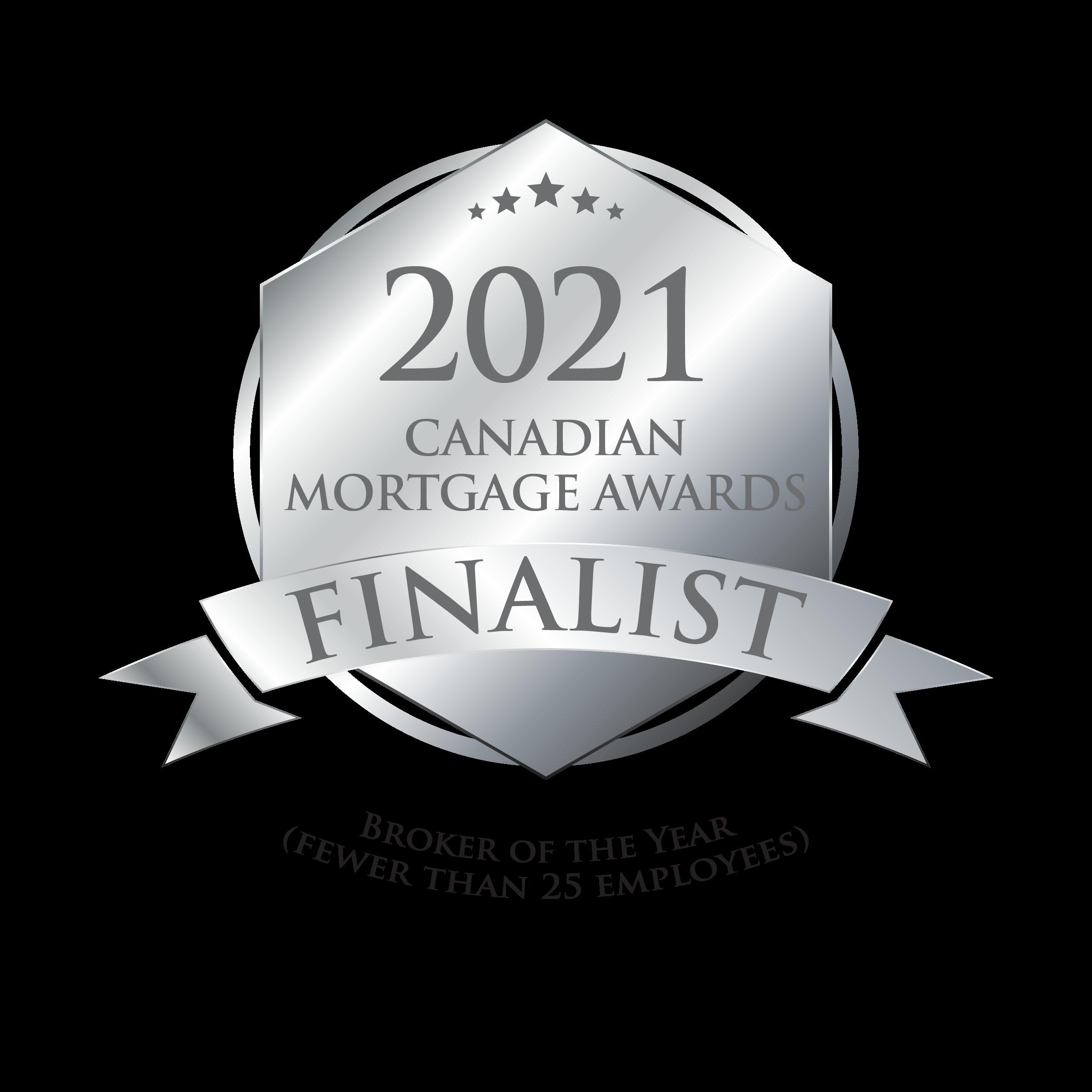 Award Top 50 The Mortage Force Team Edmonton