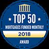Award Top 50 – The Mortage Force Team Edmonton